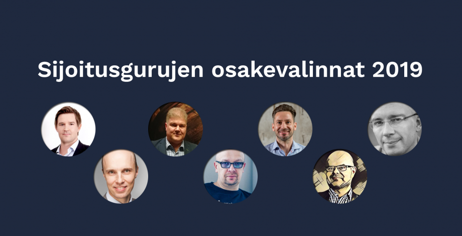 Mikä Sijoittaa Rahaa At The Exchange Suomi Tänään